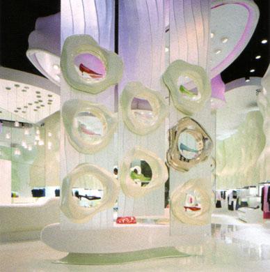 Giorgio Borruso - Fornarina Store (2008)
