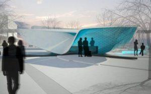 New Amsterdam Pavilion a New York (UN Studio)